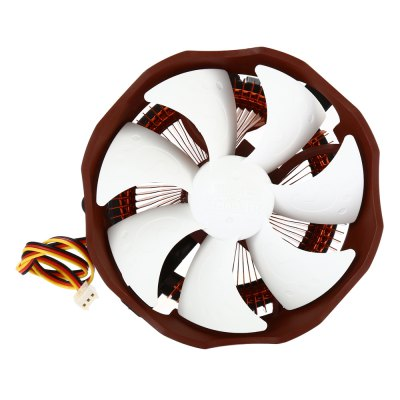 PCCOOLER E112 Desktop CPU Cooling Fan