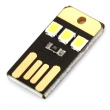 0.2W 22 Lumens Mini LED USB Camping Light Lamp Module