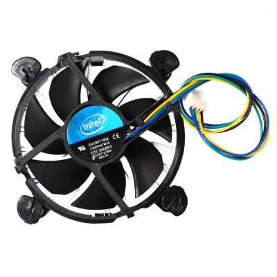 Intel Core-i5-6500 Quad Core CPU + CPU Cooler Fan