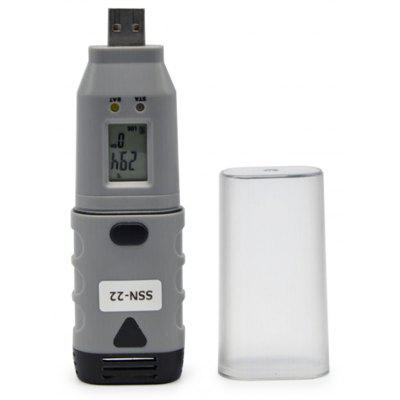 SSN - 22 Portable USB Temperature Humidity Data Logger
