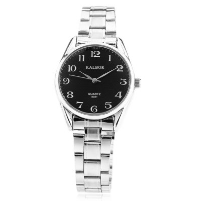 KALBOR 8021 Business Lady Numeral Scale Quartz WatchWomens Watches<br>KALBOR 8021 Business Lady Numeral Scale Quartz Watch<br><br>Available Color: Black,White<br>Band material: Stainless Steel<br>Band size: 20.6 x 1.5 cm / 8.11 x 0.59 inches<br>Case material: Stainless Steel<br>Clasp type: Folding clasp with safety<br>Dial size: 3 x 3 x 0.8 / 1.18 x 1.18 x 0.31 inches<br>Display type: Analog<br>Movement type: Quartz watch<br>Package Contents: 1 x KALBOR 8021 Business Lady Quartz Watch<br>Package size (L x W x H): 13.00 x 5.00 x 2.00 cm / 5.12 x 1.97 x 0.79 inches<br>Package weight: 0.097 kg<br>Product size (L x W x H): 20.60 x 3.00 x 0.80 cm / 8.11 x 1.18 x 0.31 inches<br>Product weight: 0.062 kg<br>Shape of the dial: Round<br>Watch style: Business<br>Watches categories: Female table<br>Water resistance: Life water resistant