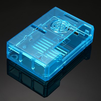 Practical ABS Case for Raspberry Pi 3B / 2B / B+