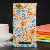 PU Leather Full Body Case for Xiaomi Redmi 3 - YELLOW