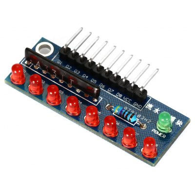 LDTR - B0009 8 Digit LED MCU Water Lamp Module