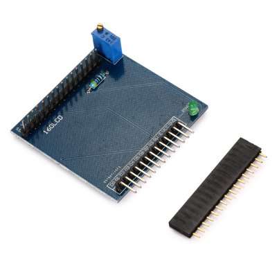 1602 LCD Expansion Board Adjustable Shield
