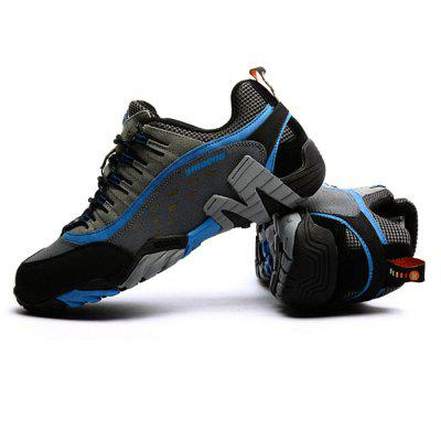 BAIDENG Men Hiking Shoes
