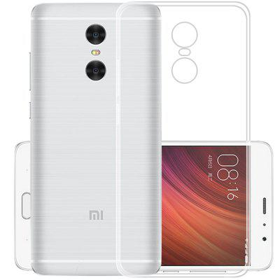 Luanke Transparent Phone Case for Xiaomi Redmi Pro