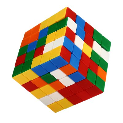 MO FANG GE Magic Cube 5 x 5 x 5 Brain Teaser