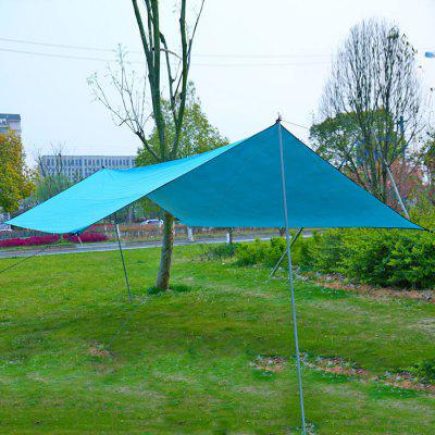 Simple Waterproof UV Resistant Sun Shelter Velarium