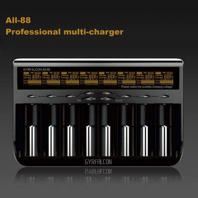 GYRFALCON All - 88 Chargeur de Batterie