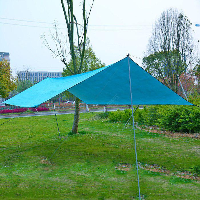 Simple UV Resistant Waterproof Sun Shelter Velarium