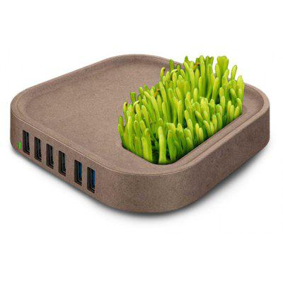 IDMIX DM - CH02 Potted Plant Power Charger Adapter