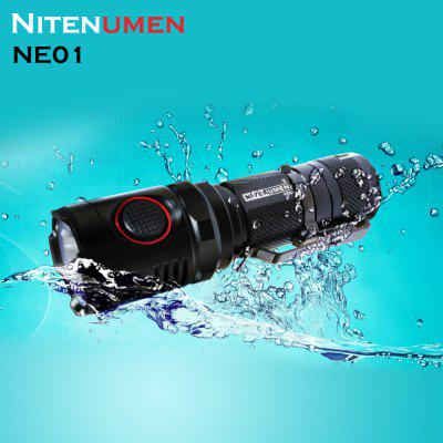 Nitenumen NE01 XM - L2 1000Lm LED Flashlight