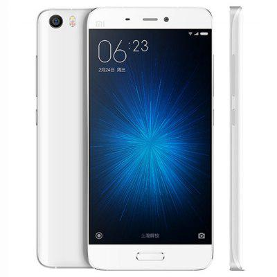 XiaoMi Mi5 64GB 4G Smartphone  -  INTERNATIONAL VERSION  WHITE- <br/> commence à partir de 11 heures