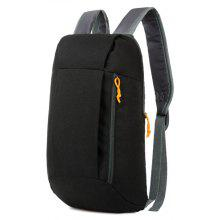 Water-resistant Nylon 10L Ultra-light Leisure Backpack
