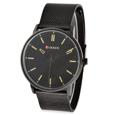 CURREN 8233 Fashion Men Quartz Watch