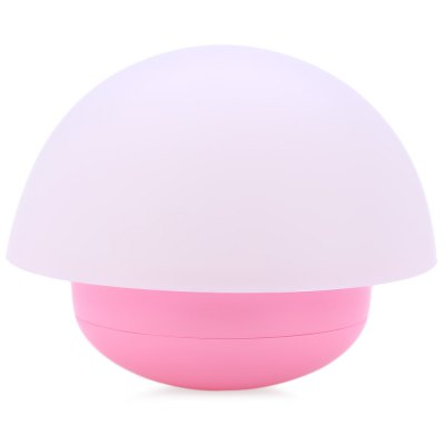 Tumbler Mushroom LED Night Light