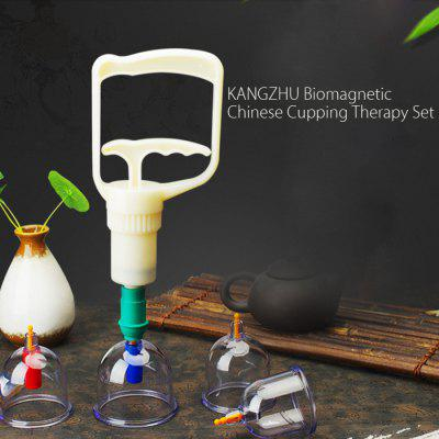 KANGZHU Biomagnetic Chinese Cupping Therapy Set