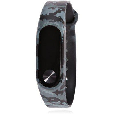 Buy ACU CAMOUFLAGE TPU Strap for Xiaomi Miband 2 for $1.48 in GearBest store