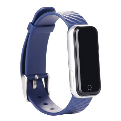 QS50 Bluetooth 4.0 Heart Rate Monitor Smart Wristband