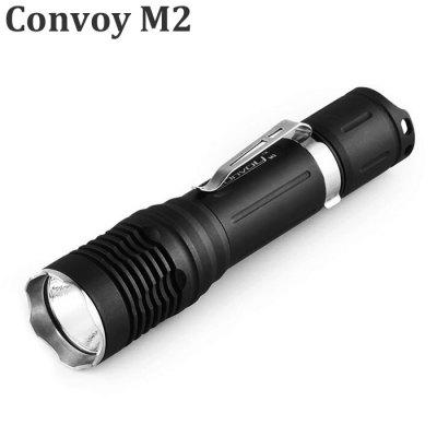 Convoy M2 NW Flashlight