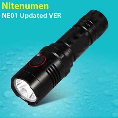 Nitenumen NE01 Updated VER LED Flashlight