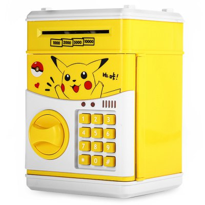 Mini Electronic Money Bank Coin Cash Saving Box