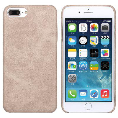 Luanke PU Leather Phone Back Case for iPhone 7 Plus