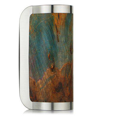ATHENA Pride 75W TC Stabilized Wooden Box Mod