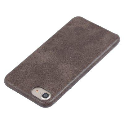 Luanke PU Leather Protective Phone Back Case for iPhone 7iPhone Cases/Covers<br>Luanke PU Leather Protective Phone Back Case for iPhone 7<br><br>Brand: Luanke<br>Color: Black,Brown,Khaki,Red<br>Compatible for Apple: iPhone 7<br>Features: Anti-knock, Back Cover<br>Material: PU Leather<br>Package Contents: 1 x Case<br>Package size (L x W x H): 21.00 x 10.50 x 2.50 cm / 8.27 x 4.13 x 0.98 inches<br>Package weight: 0.065 kg<br>Product size (L x W x H): 14.00 x 7.00 x 0.80 cm / 5.51 x 2.76 x 0.31 inches<br>Product weight: 0.013 kg<br>Style: Cool