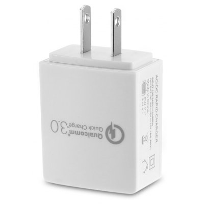 Qualcomm Certification 3.0 Quick Charge Power Charger Adapter