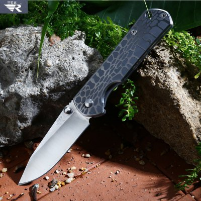 Sanrenmu 7010 LUC - SD Frame Lock Foldable Knife