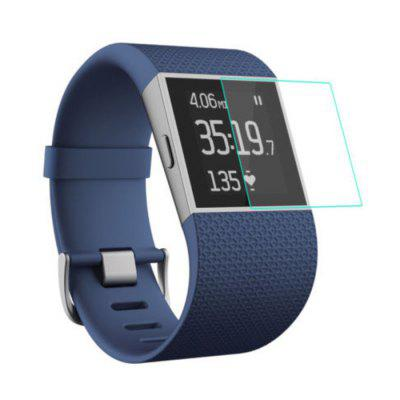2.5D Arc Edge Tempered Glass for Fitbit Surge Smart Watch
