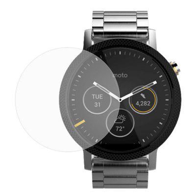 0.26mm Vidrio Templado para Moto 360 1 / 2 46mm Smart Reloj