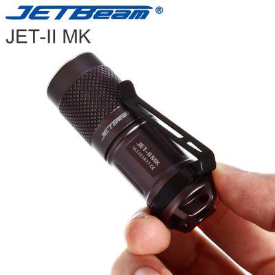 JETBeam JET - II MK EDC LED Pocket Flashlight