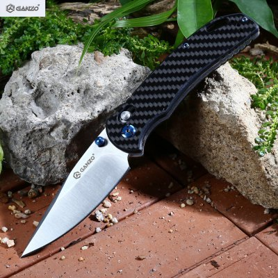 Ganzo G7531 - CF Foldable Knife