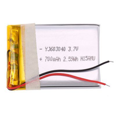 Hawkeye YJ603040 3.7V 700mAh Battery for Firefly Q6