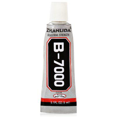 ZHANLIDA B - 7000 0.1fl.oz ( 3mL ) Adhesive Glue