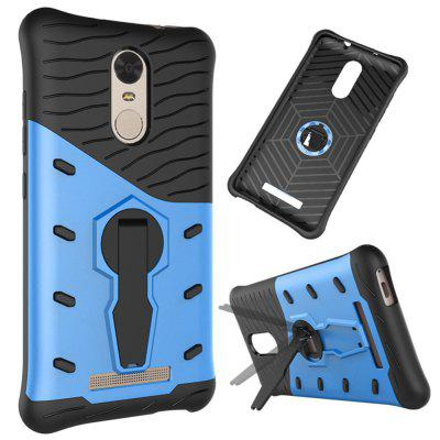 Silicone Protective Back Cover Case for Xiaomi Redmi Note 3