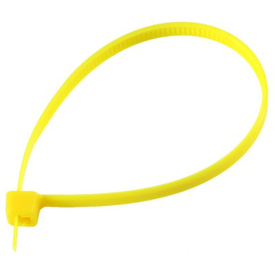 Buy YELLOW ELECALL ELE 4x150 100PCS Self Lock Nylon Cable Tie for $3.98 in GearBest store