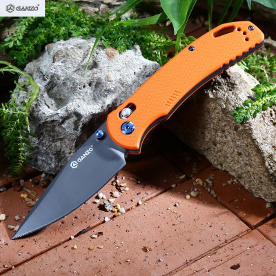 Ganzo G7533-OR Knife
