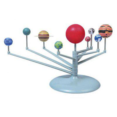 30cm DIY Luminous Solar System Model