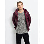 Hooded Down Jacket for Men deal
