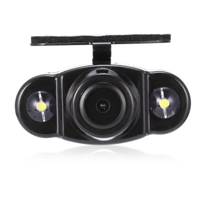 KELIMA CR22 170 Degree Dual LEDs Car Rear View Camera