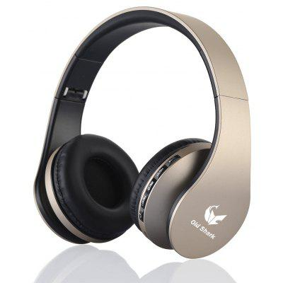 Old Shark NX - 8252 Bluetooth Headphones with TF Card Slot