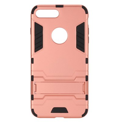 Armour Pattern Protective Phone Back Case for iPhone 7 Plus