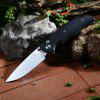 Y - START JIN02 Foldable Knife - BLACK