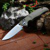 Y - START JIN02 Foldable Knife - BROWN