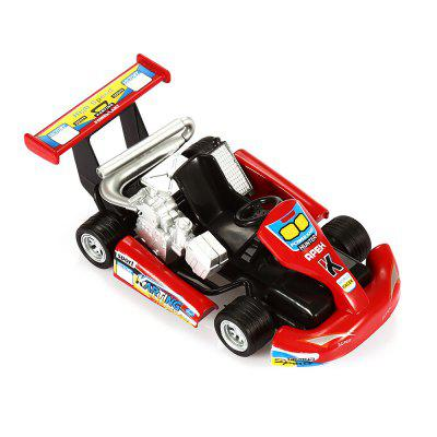 1:32 Realistic Alloy Kart Model