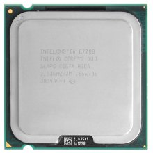 Intel Core i2 E7200 Dual-core CPU LGA775